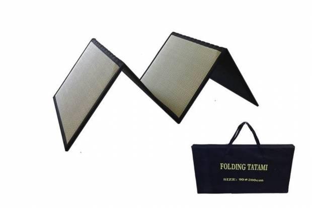 Tatamis Pliable et son sac de transport