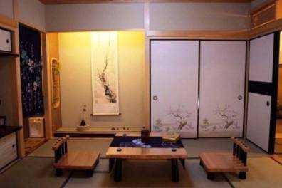 Table Japonaise + 2 chaises