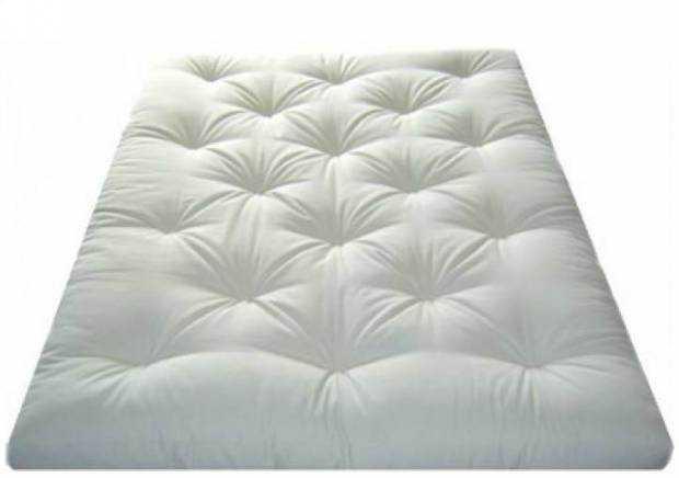 Futon Traditionnel 100% Coton