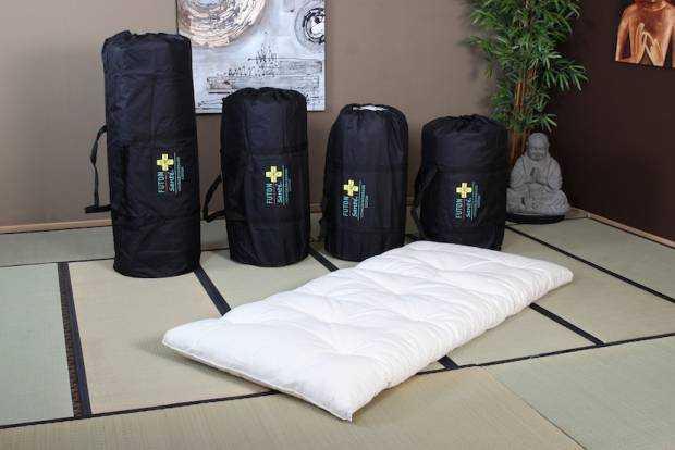 Futon de Voyage / Massage Coton