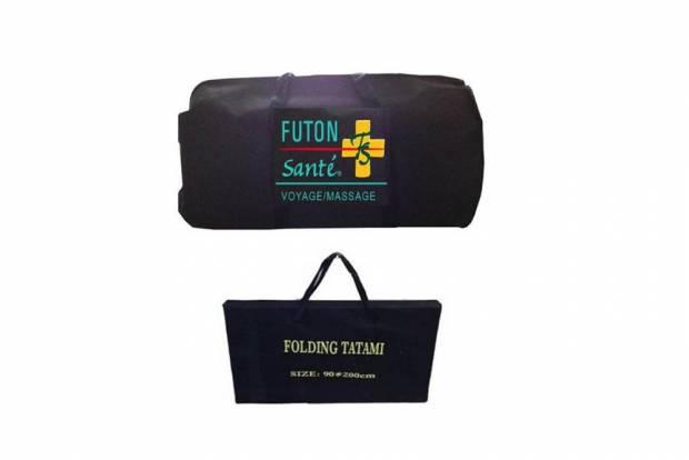 Pack Massage Futon + tatamis pliable
