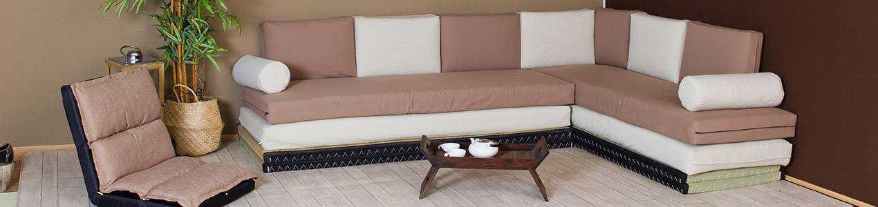 Canapé sofa design, original et pas cher à composer !