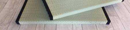 Tatamis qualité Superieure polystyrène
